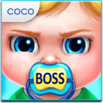 Baby Boss - Care & Dress Up for pc logo