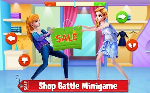 Shopping Mania - Black Friday Fashion Mall Game pc screenshot 2