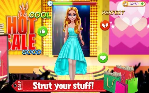 Shopping Mania - Black Friday Fashion Mall Game pc screenshot 1