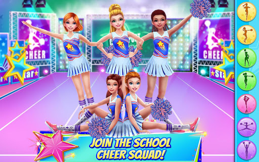 Cheerleader Dance Off - Squad of Champions pc screenshot 1
