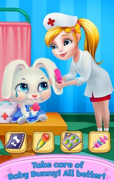 Baby Bunny - My Talking Pet pc screenshot 1