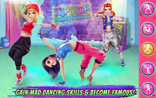 Hip Hop Dance School Game pc screenshot 1