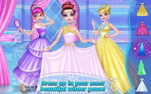 Ice Princess - Sweet Sixteen pc screenshot 1