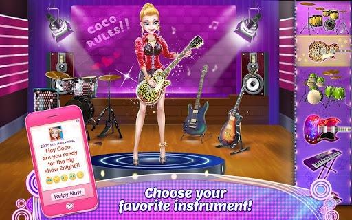 Music Idol - Coco Rock Star pc screenshot 1