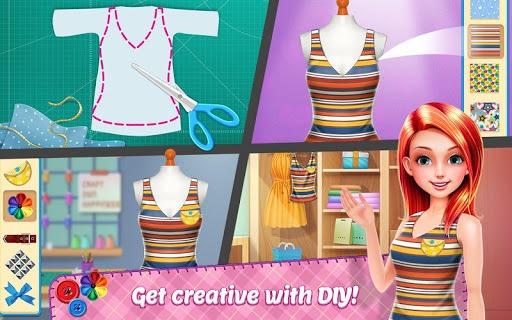DIY Fashion Star - Design Hacks Clothing Game pc screenshot 1