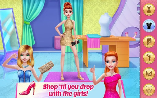 Girl Squad - BFF in Style pc screenshot 1