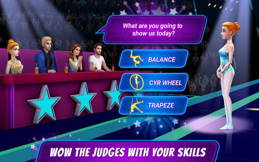Acrobat Star Show - Show 'em what you got! pc screenshot 1