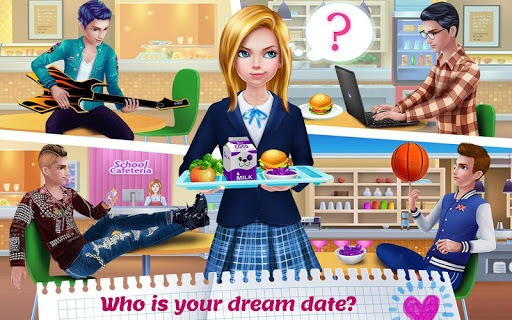 High School Crush - First Love pc screenshot 1