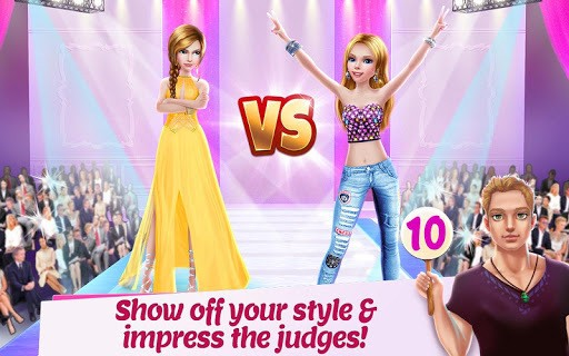 Shopping Mall Girl - Dress Up & Style Game pc screenshot 1