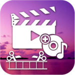 Audio / Video Mix,Video Cutter icon