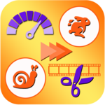 Fast & Slow Motion Video icon