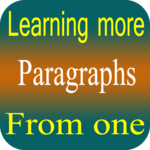 Paragraph more by ten icon