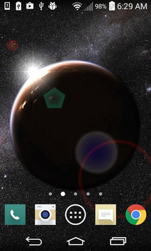 Mars in HD Gyro 3D Free pc screenshot 1