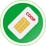 CoopVoce Consumption icon