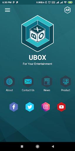 UBOX PC screenshot 1