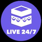 Mecca & Madina Live TV – Watch Hajj 2018 Live icon