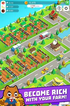 Super Idle Cats - Incremental Farm Game pc screenshot 1