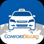 ComfortDelGro Taxi Booking App icon
