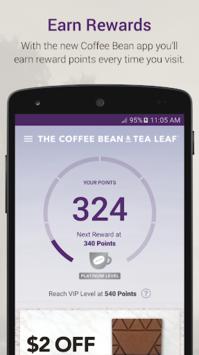 The Coffee Bean® Rewards pc screenshot 1