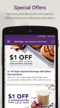 The Coffee Bean® Rewards pc screenshot 2