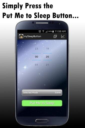 mySleepButton® PC screenshot 1