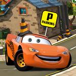 McQueen Car Parking School icon