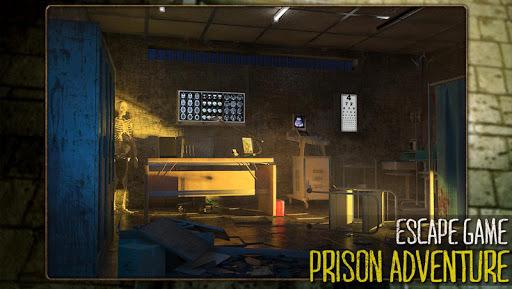 Escape game:prison adventure pc screenshot 1