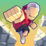 Smashing Rush : Parkour Action Run Game icon