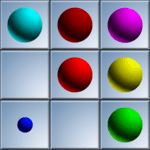 Lines Deluxe - Color Ball icon