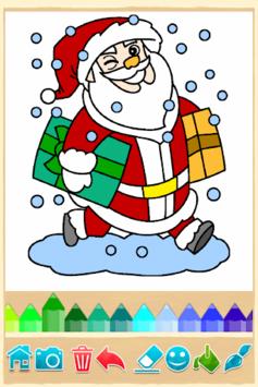Christmas Coloring pc screenshot 1