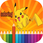 Coloring Book for Pokemon icon