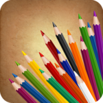 Coloring Pages - Kids Games icon