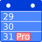The Calendar Pro for pc logo