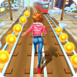 Subway Rush Runner for pc logo