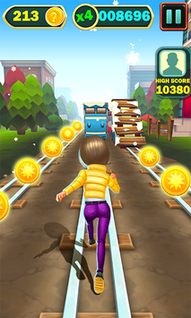 Subway Rush Runner pc screenshot 1