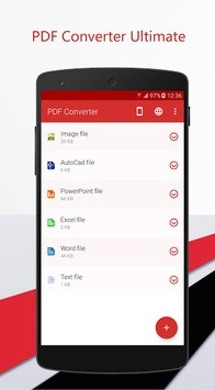 PDF Converter pc screenshot 1
