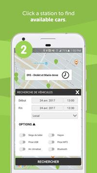 Communauto pc screenshot 1