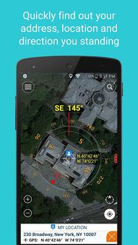 Compass Coordinate pc screenshot 1