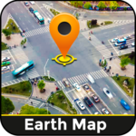 Street View Location Route Map & Voice Direction icon