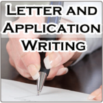 Letter Writing And Application Writing icon