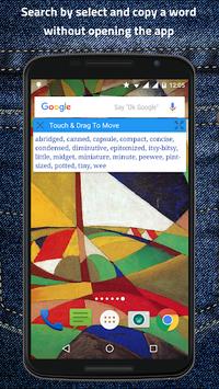 Pocket Thesaurus pc screenshot 2