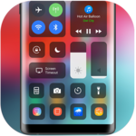 Control Center OS 12 - Phone X icon