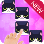 Magic Cat Piano Tiles - Pet Pianist Tap Animal for pc logo