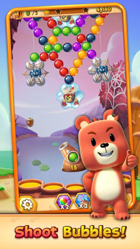 Buggle 2 - Free Color Match Bubble Shooter Game pc screenshot 1
