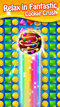 Cookie Mania - Sweet Match 3 Puzzle pc screenshot 1