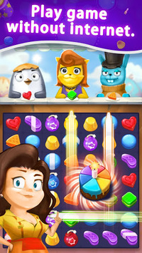 Cookie Crush Legend pc screenshot 1