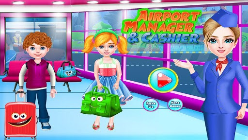 Airport Manager  & Cashier pc screenshot 1
