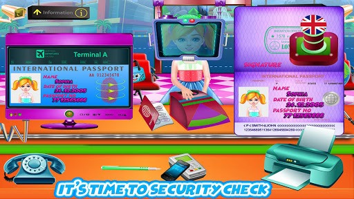 Airport Manager  & Cashier pc screenshot 2