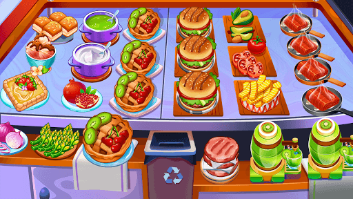Cooking Mania Food Fever & Restaurant Game PC screenshot 3