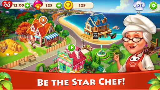 Cooking Town – Restaurant Chef Game pc screenshot 1